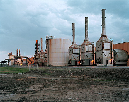 Edward Burtynsky: Oil Fields No. 21