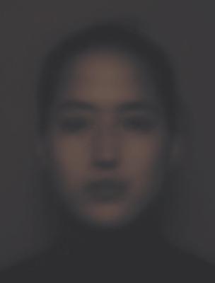 Kyungwoo Chun: 1 Hour Portrait #9 (2002)