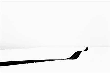 George Ciardi: Road in Snow