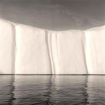 Lynn Davis: Iceberg V, Disko Bay, Greenland (2004)