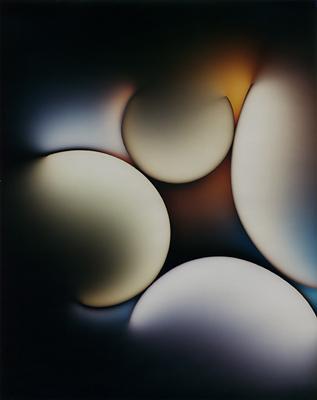 Len Gittleman: Untitled Photogram (1980)