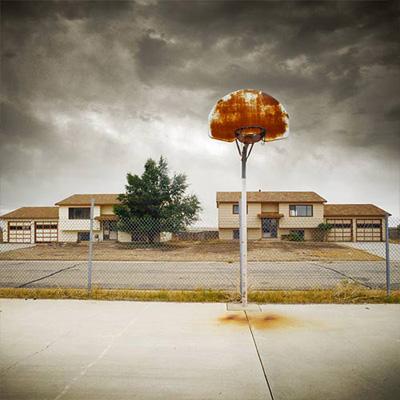 Hans Hansen: Carbon boom cycle #37, Wyoming (2005)