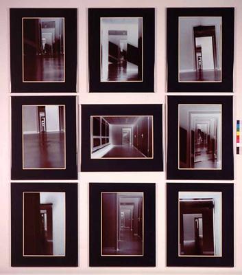 Herendi Péter: Félképek – Folyosók (1993)