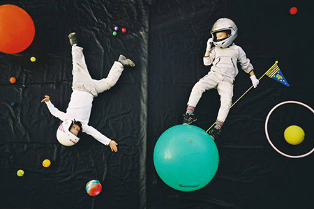 Jan von Holleben: The Astronauts