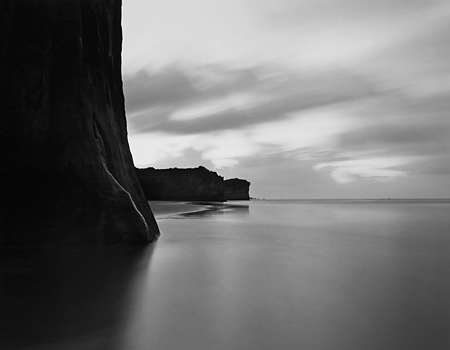 Chip Hooper: Cape Foulwind Beach, Tasman Sea (2003)