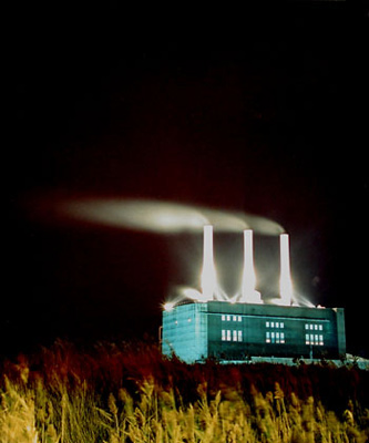 Michelle Keim: Power Station, Toledo, OH (1993)