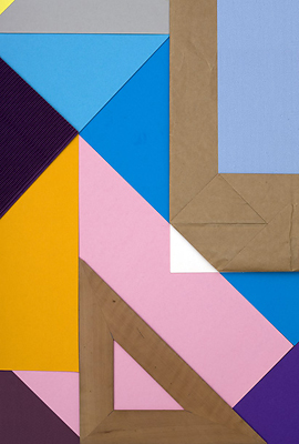 Carl Kleiner: Everyday Geometry