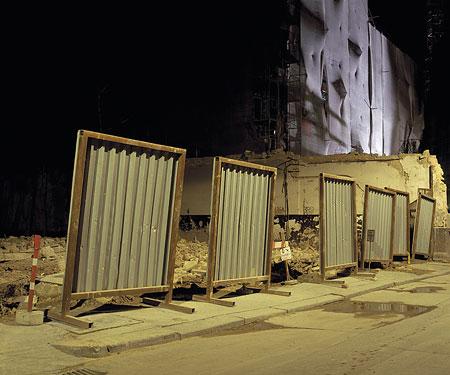 Kudász Gábor Arion: Demolition, Király Street (2004)