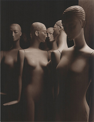 Del Lusk: Manikins in Storage #1 (2004)