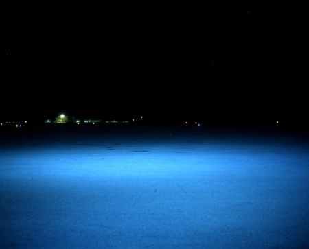 David Marshall: Blue Lake