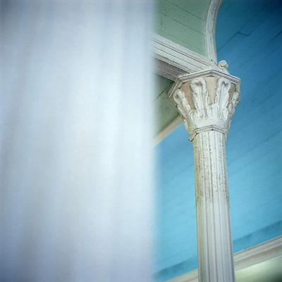 Apollonia Morrill: St. Philomena Church, Kalawao, HI (2004)
