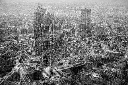 Michael Najjar: netropolis tokyo