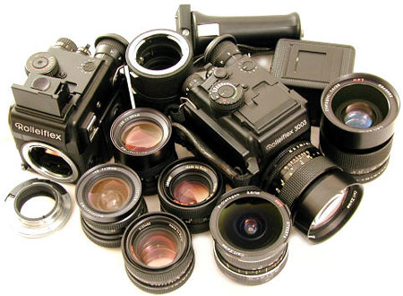 Rolleiflex 2000 / 3003
