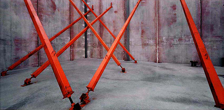 Jan Staller: Steel Girders