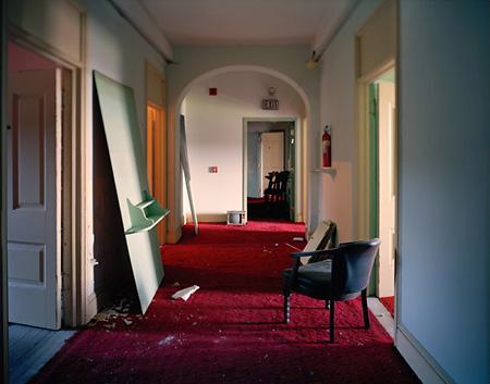 Jeffrey Stockbridge: 5th Floor Hallway (2006)