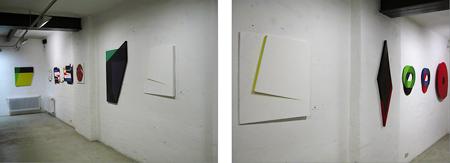 Élő magyar festészet V. kiállítás enteriőr