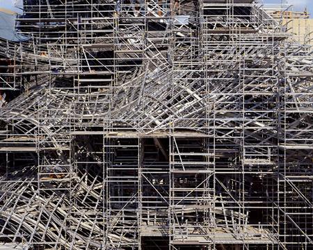 Adrian Tyler: building